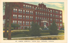 St. Joseph Hospital, North Bay, Ontario, Canada.
