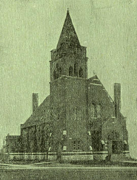 Saint Andrew's United Church fonds