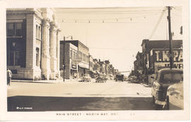 Main Street, North Bay, Ont. 27.