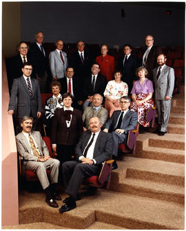 Board of Governors (Nipissing University) fonds