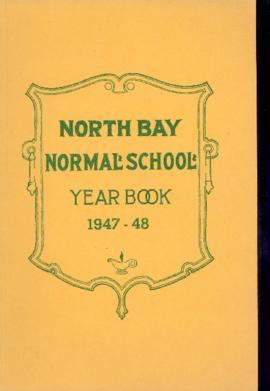North Bay Normal School year book / 1947 - 48